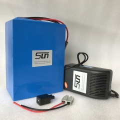 72V20AH Li-ion BATTERY (WITH 5A CHARGER)