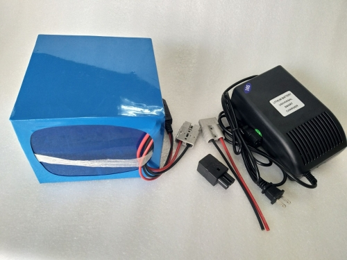 60V20AH Li-ion BATTERY (WITH 5A CHARGER)